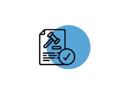 logo image pour le respect de la réglementation par acx conseil