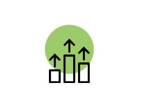 icone image indiquant le suivi de performance chez acx conseil