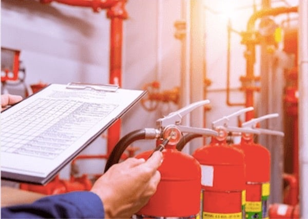 photo image extincteur pour formation incendie par acx conseil