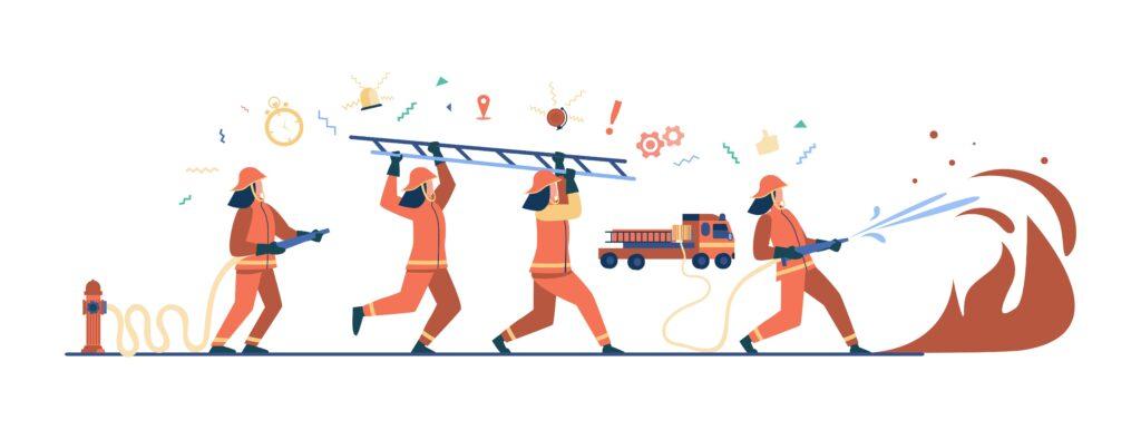 formation incendie et extincteur en entreprise